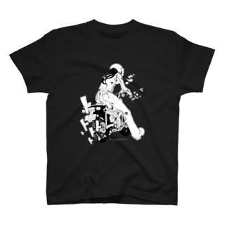 CT125ハンターカブ T-shirts