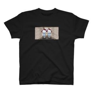 シロチャンズ T-shirts