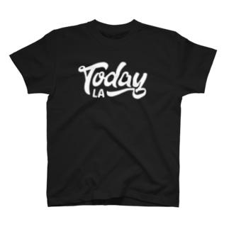 バックプリントあり T-shirts