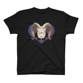ani★mani-羊- T-shirts