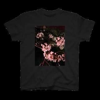 カン'sの夜桜 T-shirts