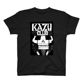 KAZU CLUB T-shirts