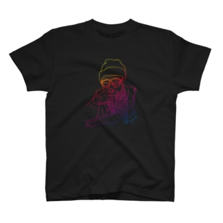 おかじいTEE 002(RA) T-Shirt
