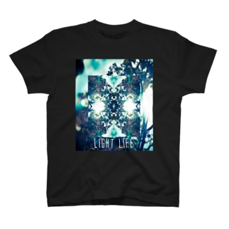 LIGHT LIFE T-shirts