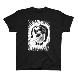餓者髑髏(裏) T-shirts