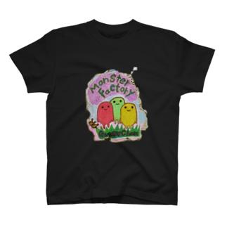 モンスター工場🏭 グミちゃん T-shirts