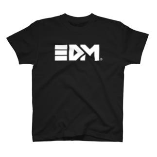 イカっぽいEDM T-shirts