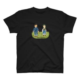 ふたり T-shirts