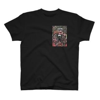 vapor@角展8/15~のなやめるシスター T-shirts