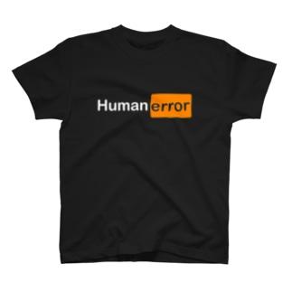 ひゅーまんえらーてぃー黒 T-shirts