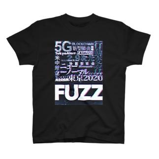 FUZZAGE No.11 eizo no seiki T-shirts