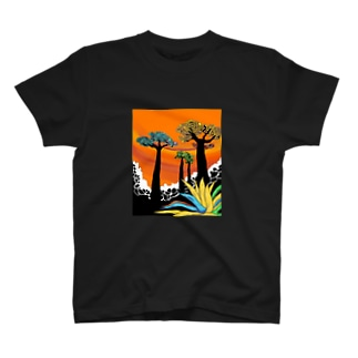 01.baobab T-shirts