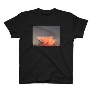 触れる T-shirts