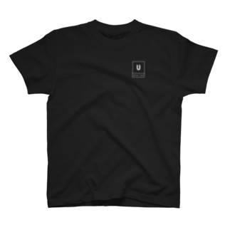 Univer FACE  T black & white T-shirts