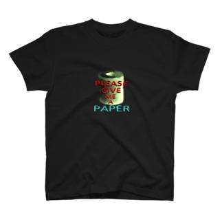 PAPER!2 T-shirts