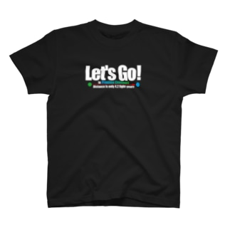Let's Go! to Proxima Centauri Tシャツ T-shirts