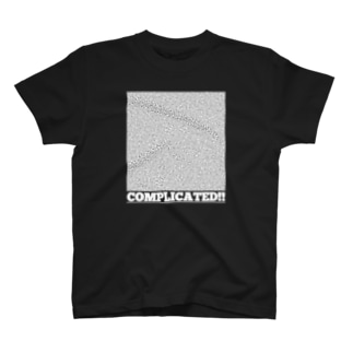 COMPLICATED!! T-shirts