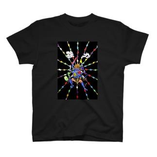 強力推し明王 T-shirts