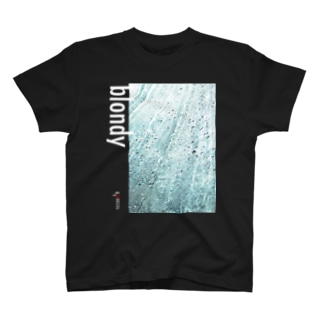 IMALABのblondy×IMALAB(B03-BLACK) T-shirts