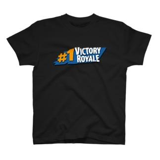ドルフィンインダストリー&ストックヤード Official storeのナンバーワンTシャツ T-shirts