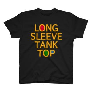 ロングスリーブタンクトップ T-shirts