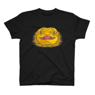 フトアゴかお T-shirts