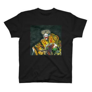 石見神楽 塵輪(じんりん) T-shirts