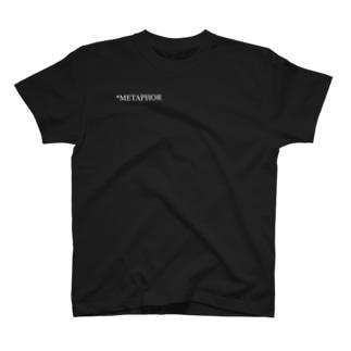 * METAPHOR T-shirt T-shirts