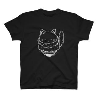 ぎりぎりきゃっと T-shirts