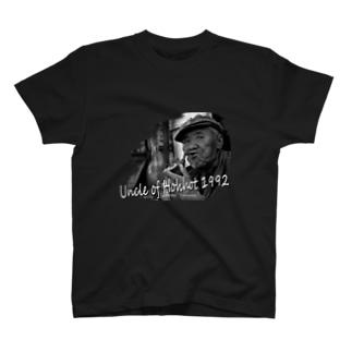 フフホトのおっさん01 T-shirts