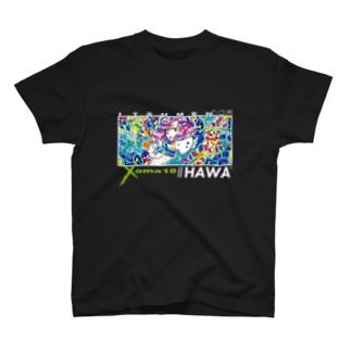 ソーまこいつめん_b T-shirts