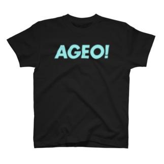 AGEO2 T-shirts