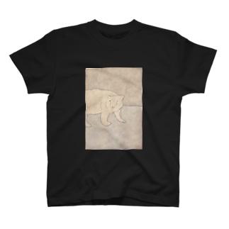 シロクマさん T-shirts