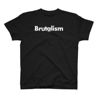 Brutalism  T-shirts
