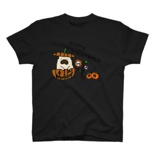 パグハロウィン! Tシャツ