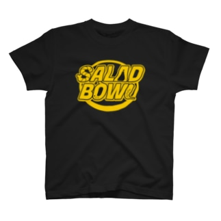 SALAD BOWL Tシャツ(ユズ) T-shirts
