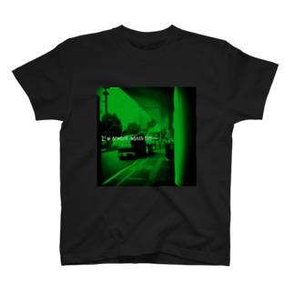 I'm always watching T-shirts