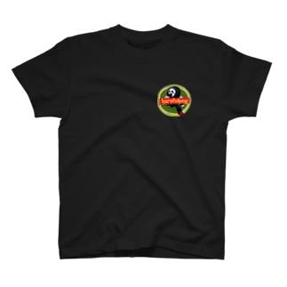 ホラフキンラベル T-shirts
