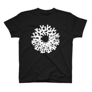 外殻 T-shirts