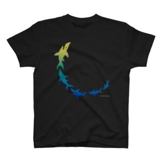 飛び出せ助走SAME T-shirts