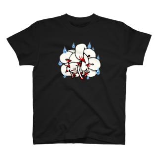 きゅーんな九尾その2 T-shirts
