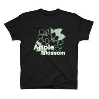 Apple blossom T-shirts