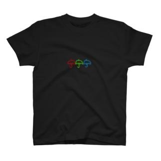 yosshiiiのKASA T-shirts