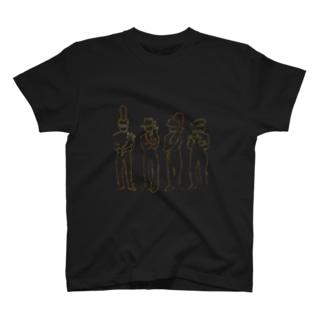ねこちゃんだっこ T-shirts