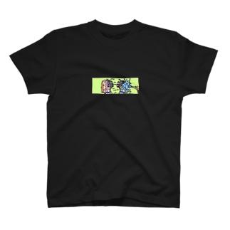 顔面噴射 T-shirts