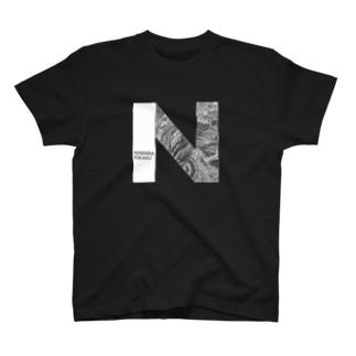 ナマラベイプ白 T-shirts