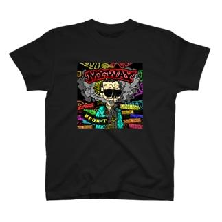 【全18色】MY WAYジャケットデザイン T-shirts