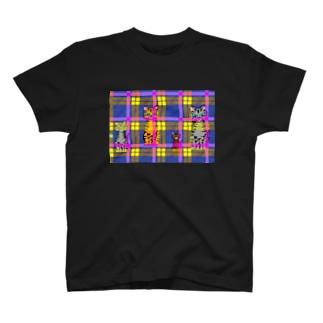 ガラキャット T-shirts