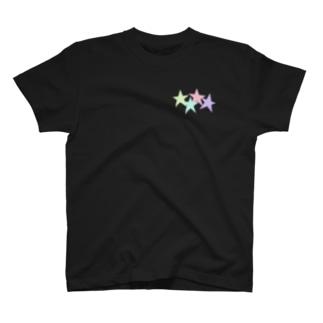 お星様4兄弟 T-shirts
