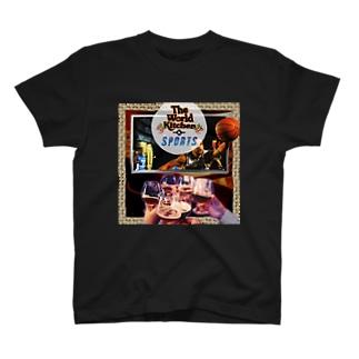 2号店 The World Kitchen & SPORTS オープン記念 T-shirts